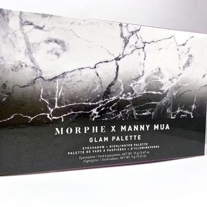 NIB Morphe Manny Mua Palette